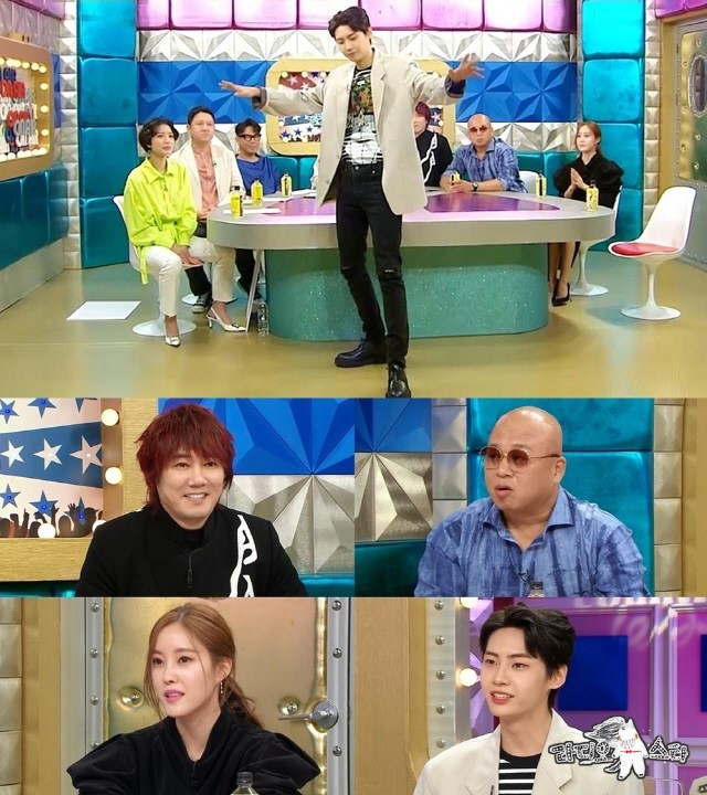 """Upcoming Episode Of UP10TION's Lee JinHyuk On """"Radio Star"""" Hypes Fans Up With Mention Of BYNINE"""