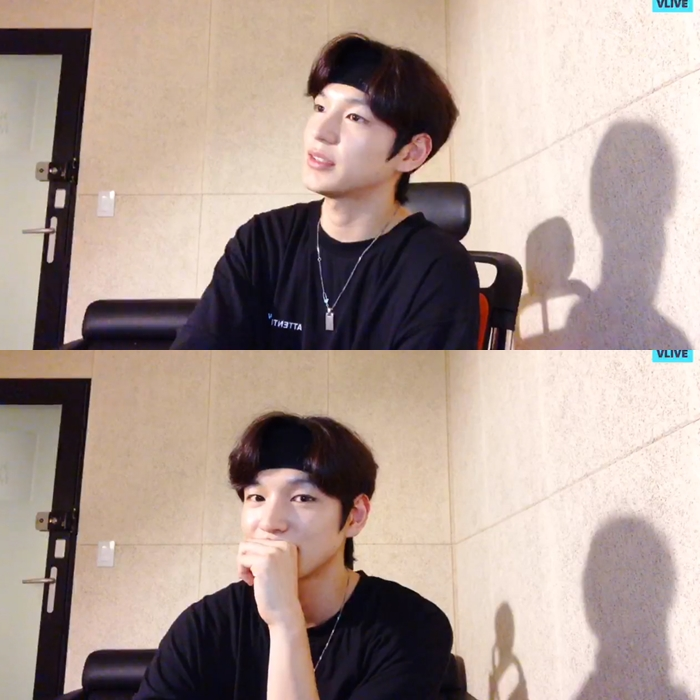 VICTON's Chan Hints To ALICE About Possible Upcoming Activities During Recent V-Live
