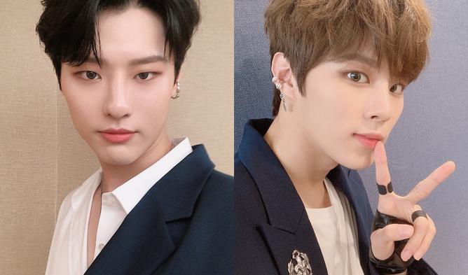 x1, x1 profile, x1 cho seungyoun, x1 kim wooseok, kim wooseok, cho seungyoun