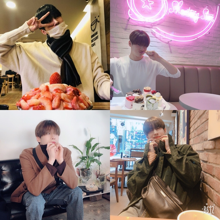 You Would Wish That X1's Han SeungWoo Is Your Boyfriend After Seeing These Photos