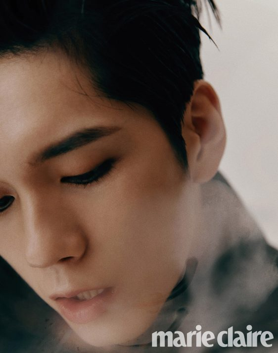 Ong SeongWu For Marie Claire Korea Magazine October Issue