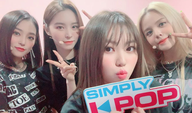 simply kpop lineup, simply kpop idols, simply kpop 381