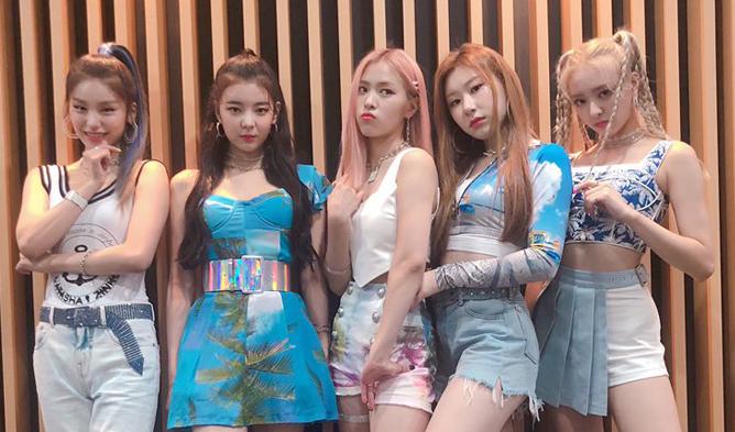 itzy, itzy profile, itzy members, itzy leader, itzy debut, itzy facts, itzy yeji, yeji