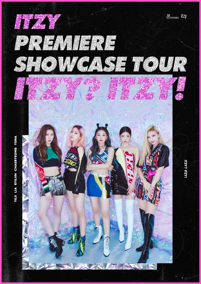 "ITZY Premiere Showcase Tour ""ITZY? ITZY!"": Cities And Ticket Details"