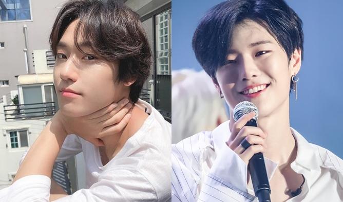 YueHua Entertaiment, lee dohyun, cho seungyoun