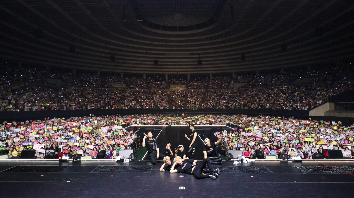 "MONSTA X Finishes 23 Shows In 20 Cities For 5 Months At 2019 World Tour ""WE ARE HERE"""