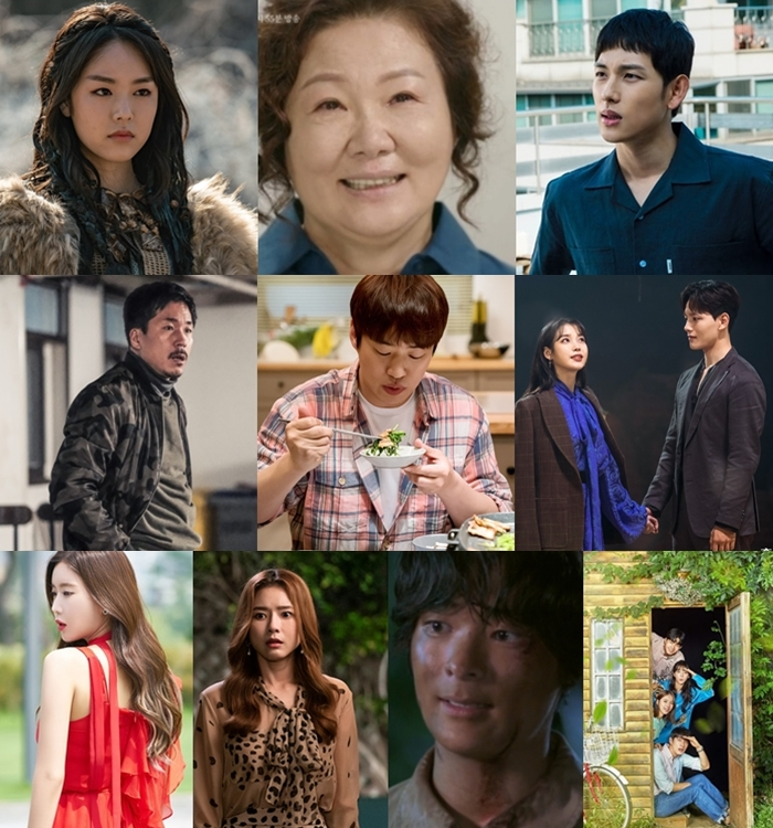 10 Most Searched Dramas In Korea (Based On Sept. 15 Data)