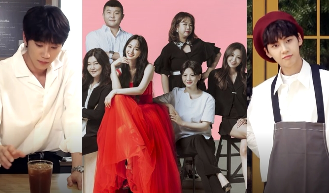 Sister's Salon cast, Sister's Salon summary, Sister's Salon lee jinhyuk, unnies salon, unnies salon tv show, unnies salon lee jinhyuk , unnies salon jun, Sister's Salon tv show, Sister's Salon korea, Sister's Salon jun, lee jinhyuk jun