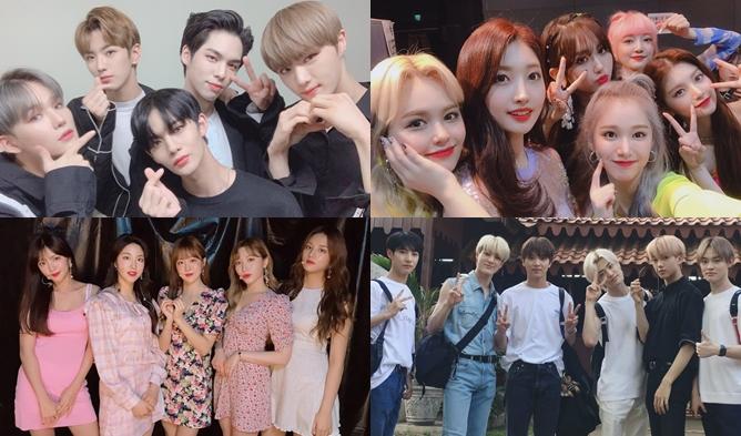 seoul music festival, seoul music festival lineup, smuf 2019, smuf kpop, kpop idols,