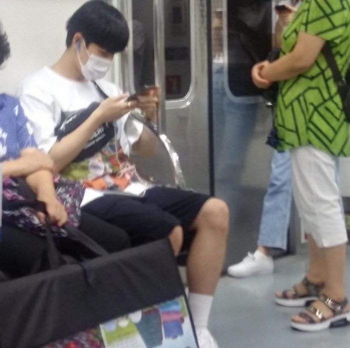 K-Pop Superstars You Might Bump In To Inside The Metro