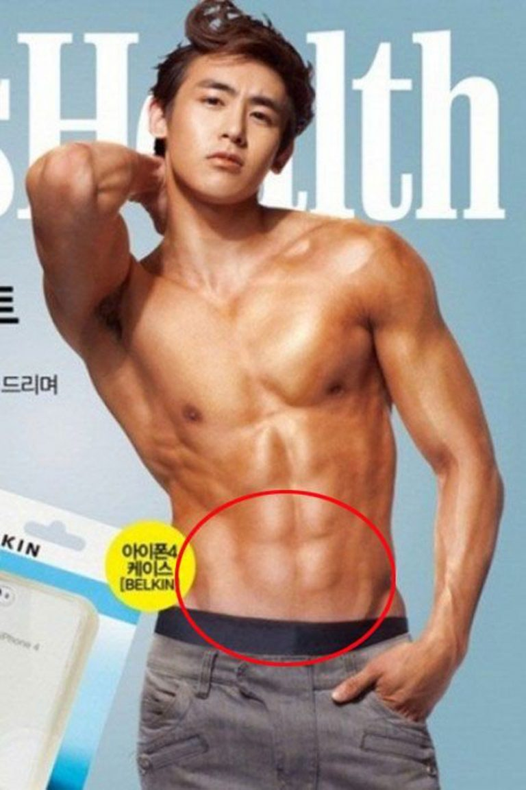 Hilarious K-Pop Photoshop Fails That Were Actually Done By Professionals