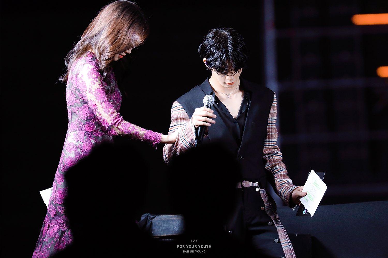 CIX's Bae JinYoung Makes Heart Flutter With Gentleman Manners