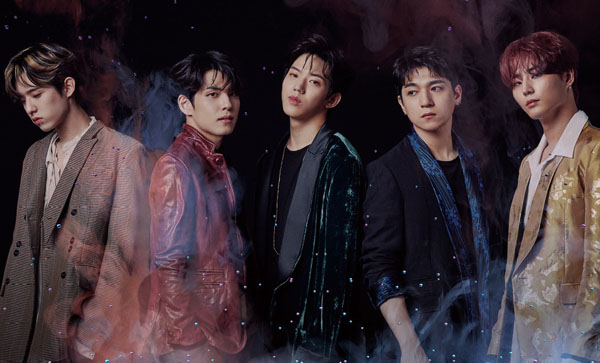 DAY6, DAY6 profile, DAY6 member, DAY6 comeback, DAY6 the book of us, DAY6 entropy, DAY6 teaser image, DAY6 concept photo, DAY6 group photo, DAY6 DoWoon, DAY6 WonPil, DAY6 Young K, DAY6 SungJin, DAY6 Jae