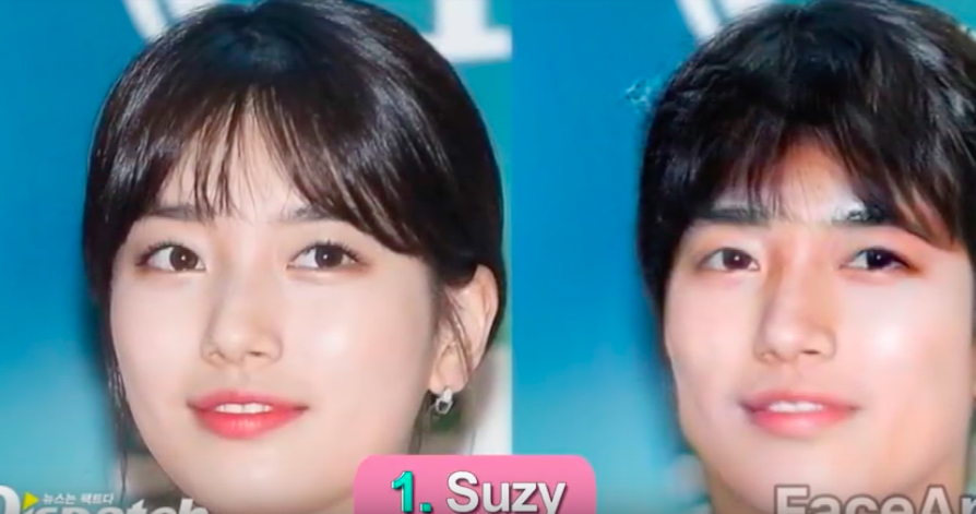Male Versions VS. Female Versions Of Female K-Pop Idols