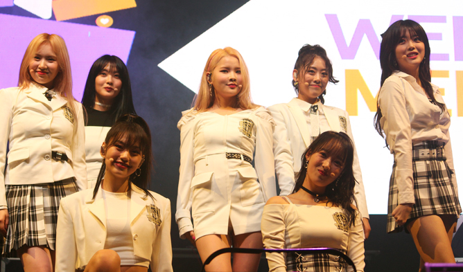 weki meki, weki meki profile, weki meki facts, weki meki age, weki meki members, weki meki leader, weki meki facts, weki meki comeback, chic angel, chic angel profile, chic angel members, chic angels texas