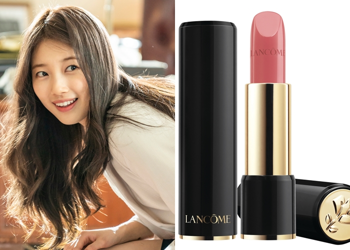 """Suzy's Lipstick In """"Vagabond"""" Makes Many Curious"""