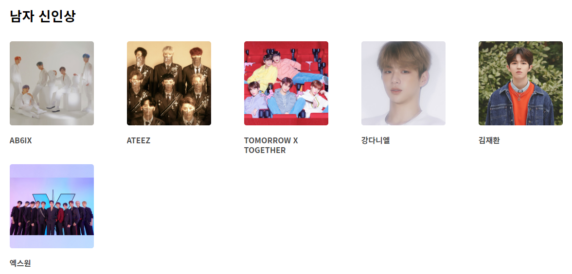 """Netizens Unhappy With Nominees For """"Rookie Of The Year"""" On MAMA 2019"""