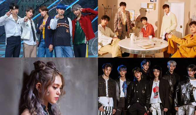 K Pop Fans Are Blessed On Oct 21 With These Comebacks And Debut Kpopmap Kpop Kdrama And Trend Stories Coverage