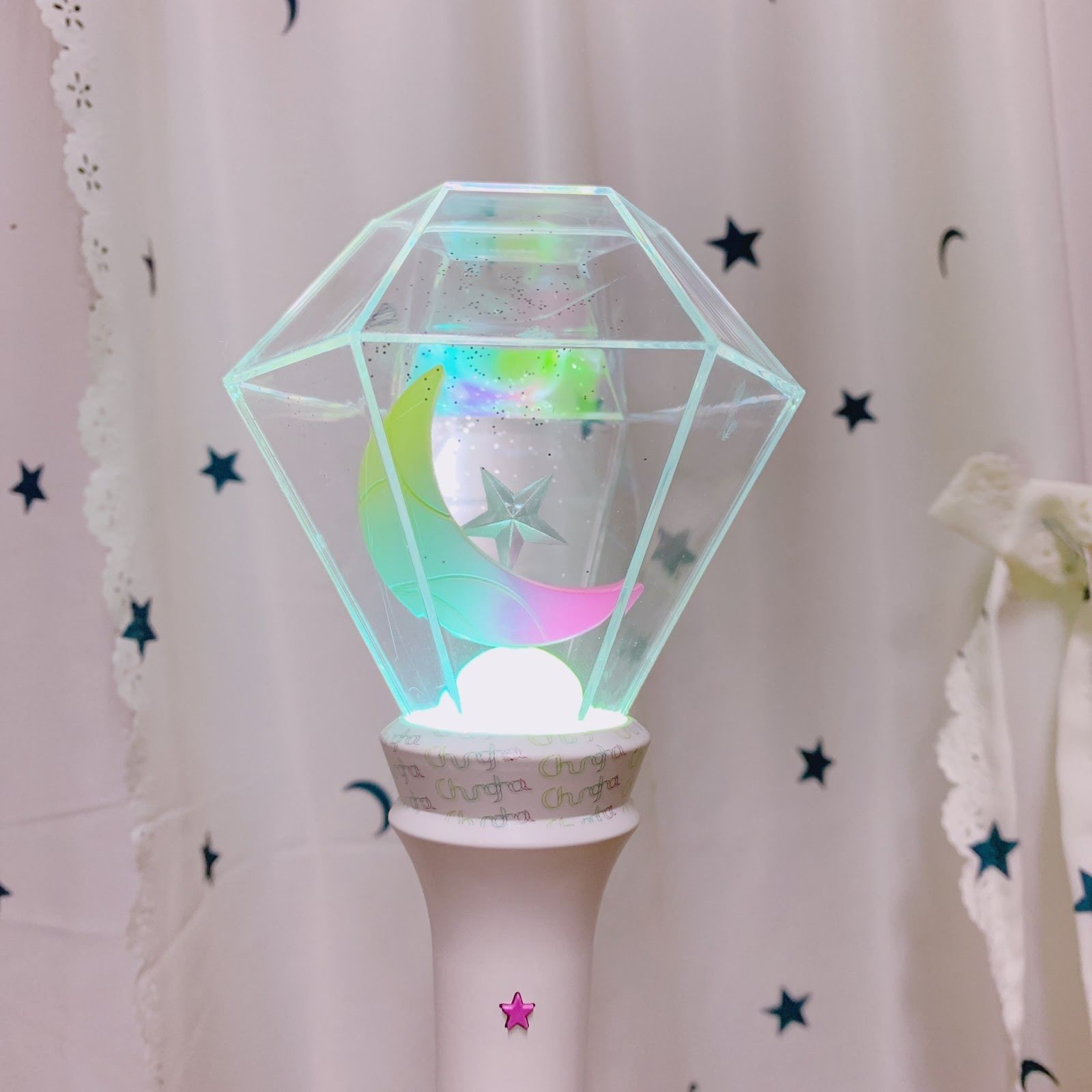 ChungHa Fans Now Have Their Official Light Stick | Kpopmap