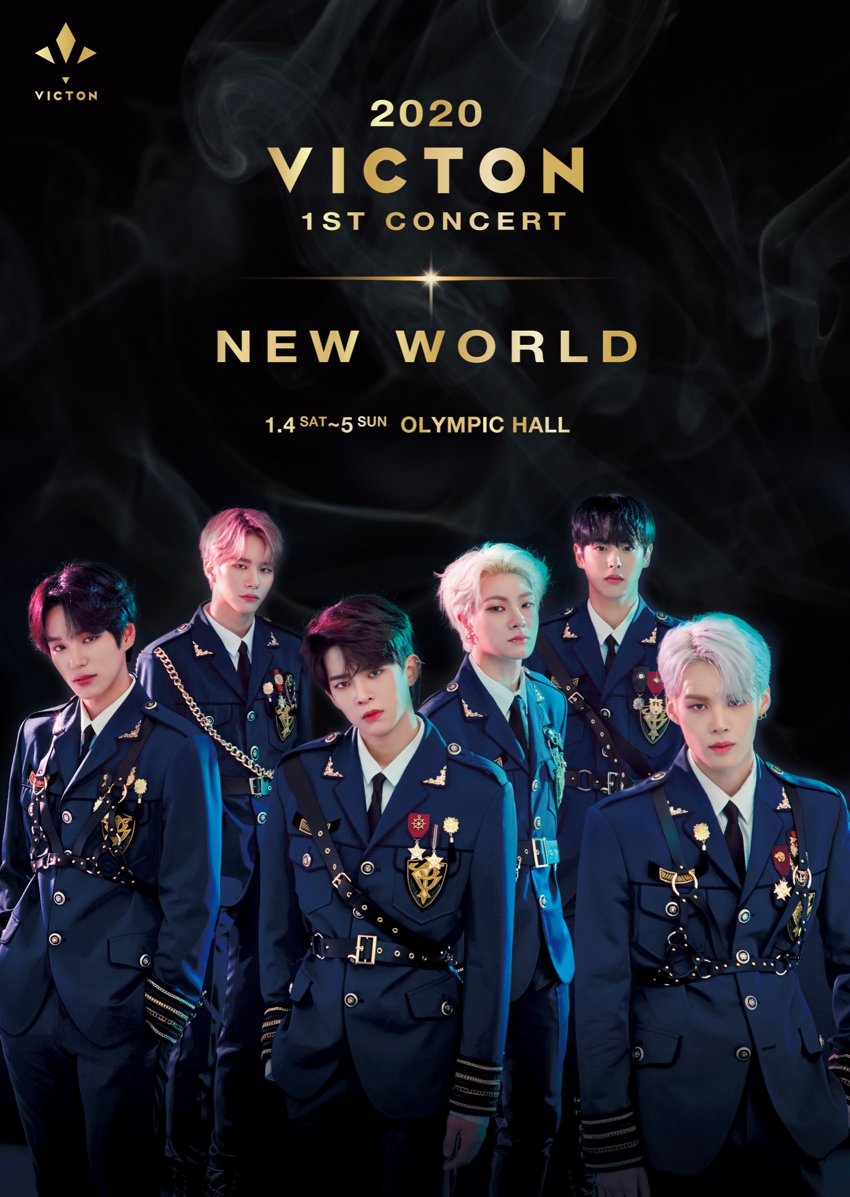 """VICTON Sells Out 1st Solo Concert """"New World"""" In 5 Minutes"""