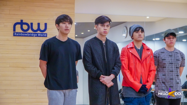 Hello K-Idol Final Four Shares K-Pop Training Experiences in New Vlog Series