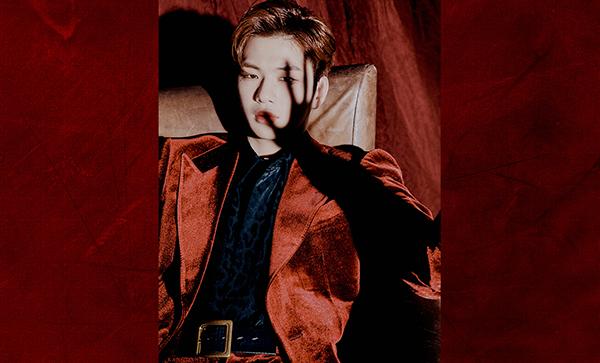 Kang Daniel Single Album [TOUCHIN'] Teaser Image