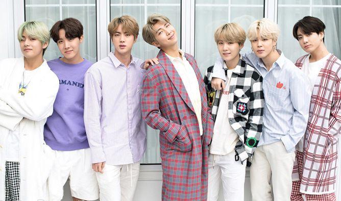 BTS ARMY Accuses Italian Singer Of Plagiarism   Kpopmap