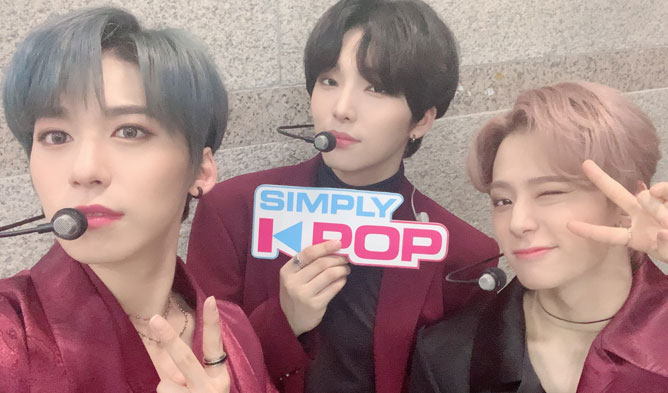simply kpop lineup, simply kpop idols, simply kpop 387
