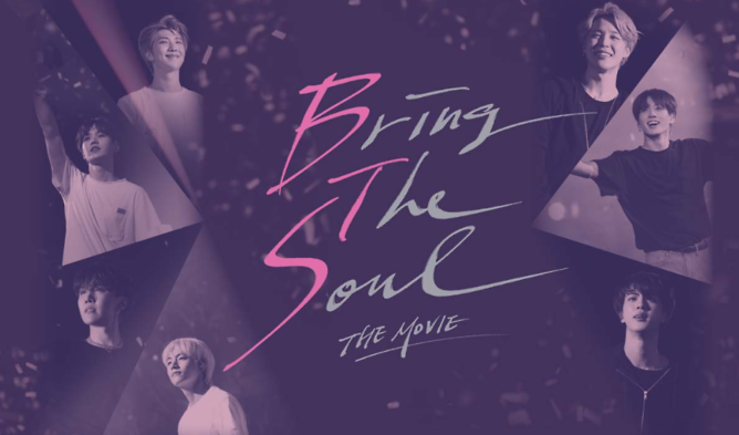 bring the soul