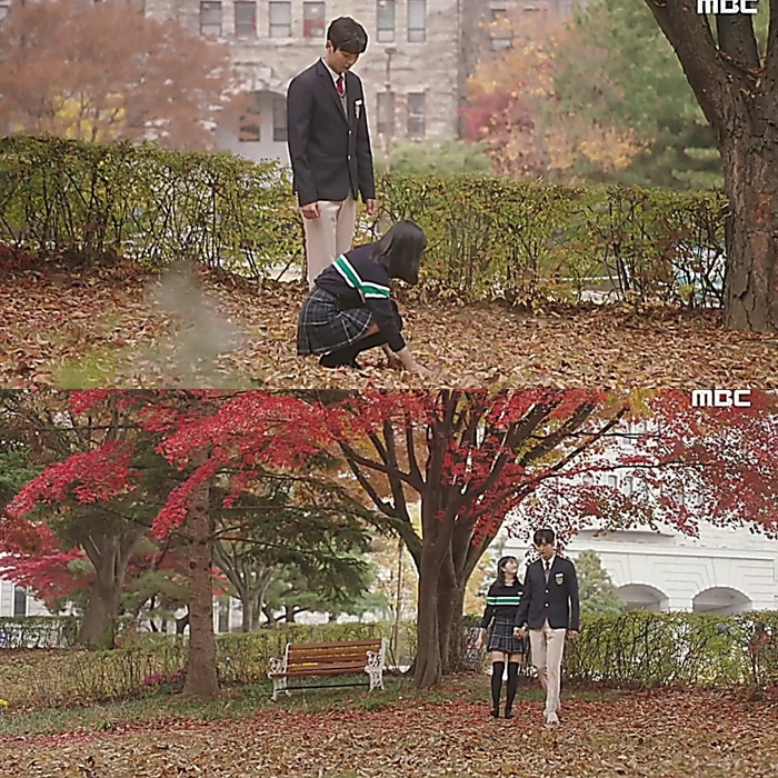"""6 Filming Locations Of Drama """"Extraordinary You"""""""