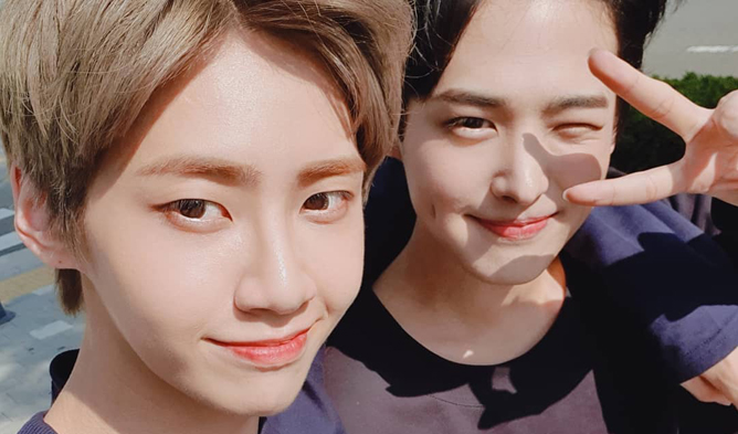 lee jinhyuk, up10tion, up10tion lee jinhyuk, victon, victon byungchan, victon comeback, victon nostalgia, victon nostalgic night