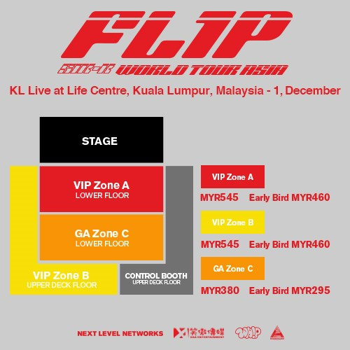 South Korea's hottest young rapper Sik-K is coming to Kuala Lumpur for FL1P World Tour Asia this December 1, 2019