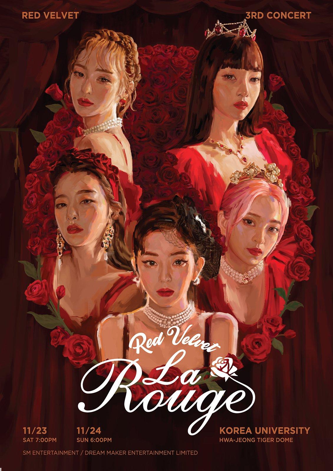 red velvet, red velvet concert, red velvet age, red velvet comeback, red velvet fanmeeting,