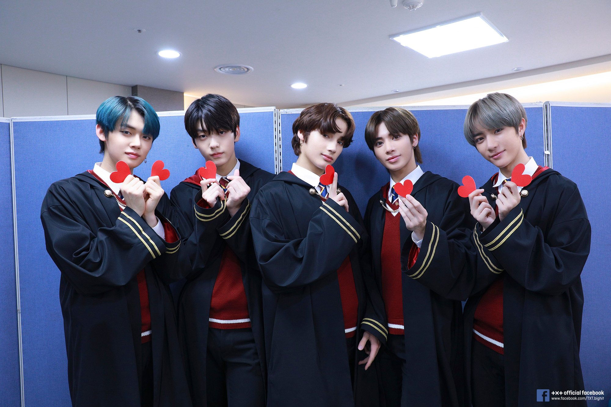 TXT Shares The Cute Situation Of The Group Chat They Have With BTS