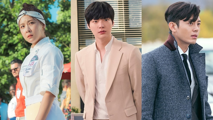 most talked about actors, most talked about kdrama, kdrama december 2019