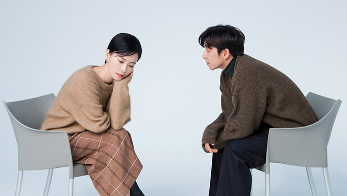 Gong Yoo X Jung YuMi For Photoshoot Behind-the-Scene
