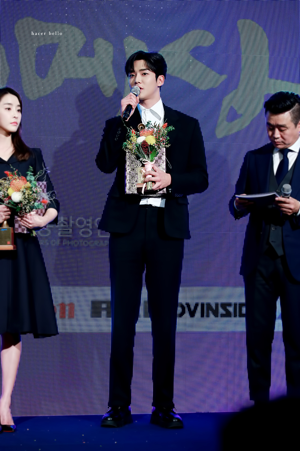 Rowoon, Rowoon sf9, Rowoon award, Rowoon grimae, Rowoon best new actor, Rowoon ceremony, Rowoon haru. Rowoon first, Rowoon extraordinary you