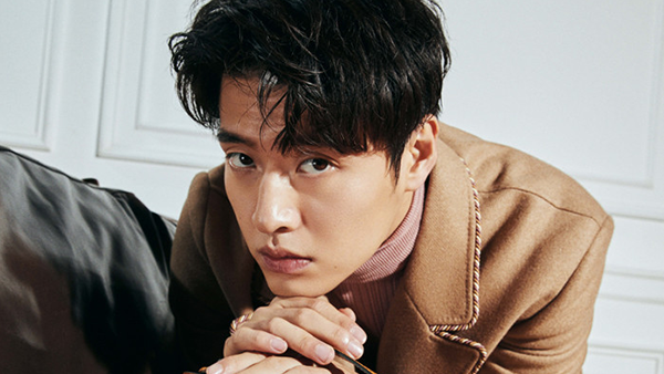 Kang HaNeul For ARENA HOMME Magazine December Issue