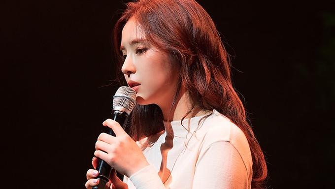 Shin SeKyung, 2019 Fan Meeting Set Behind-the-Scene
