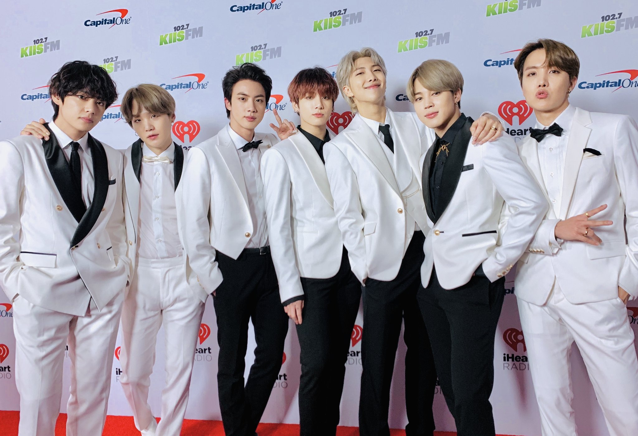 47 ARMY Chipped In Money To Purchase Shutterstock Photo Of BTS ...