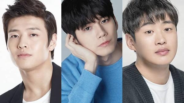 traveler, traveler season 2, traveler ong seongwu, ong seongwu ahn jaehong kang haneul