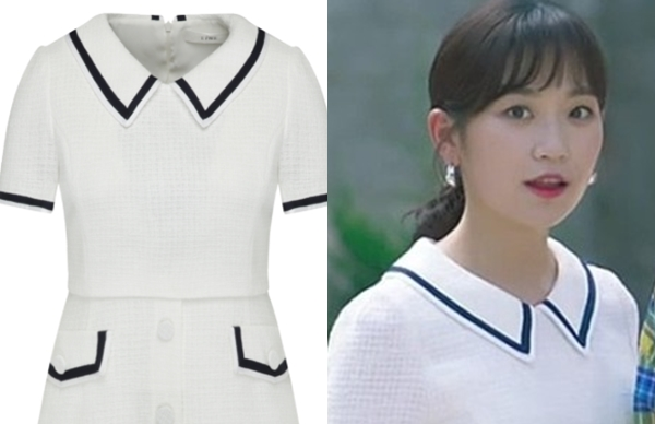 love with flaws,love with flaws dress, kdrama fashion, kim seulgi