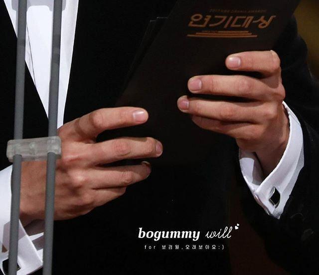 Park BoGum's Double Charm, Innocent Face & Mainly Hands