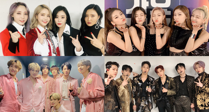 "7 Incidents That Had Caused K-Pop Fans To Worry For Their Idols On SBS ""Gayo Daejeon"" 2019"
