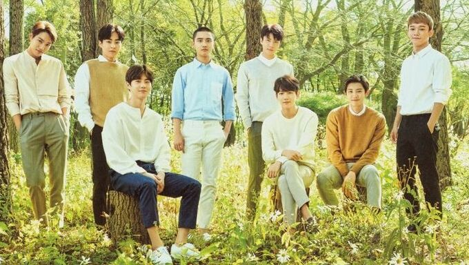 Cosmetics Brand Nature Republic Terminates Contract With EXO