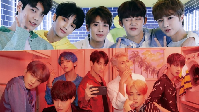 What Are These BTS & TXT Sorceries? You Might Ask After Seeing These Moments