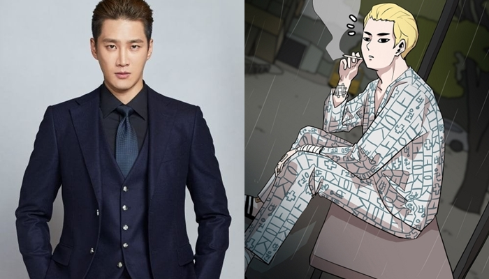 """8 """"Itaewon Class"""" Characters In Their Original Webtoon Forms"""