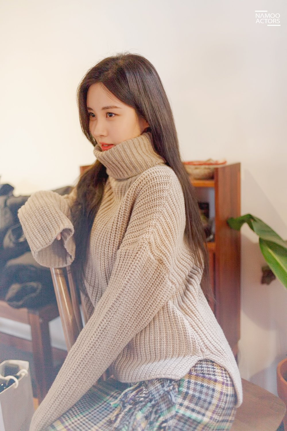 Behind-the-Photos of SeoHyun 2020 Season's Greetings Photo ...