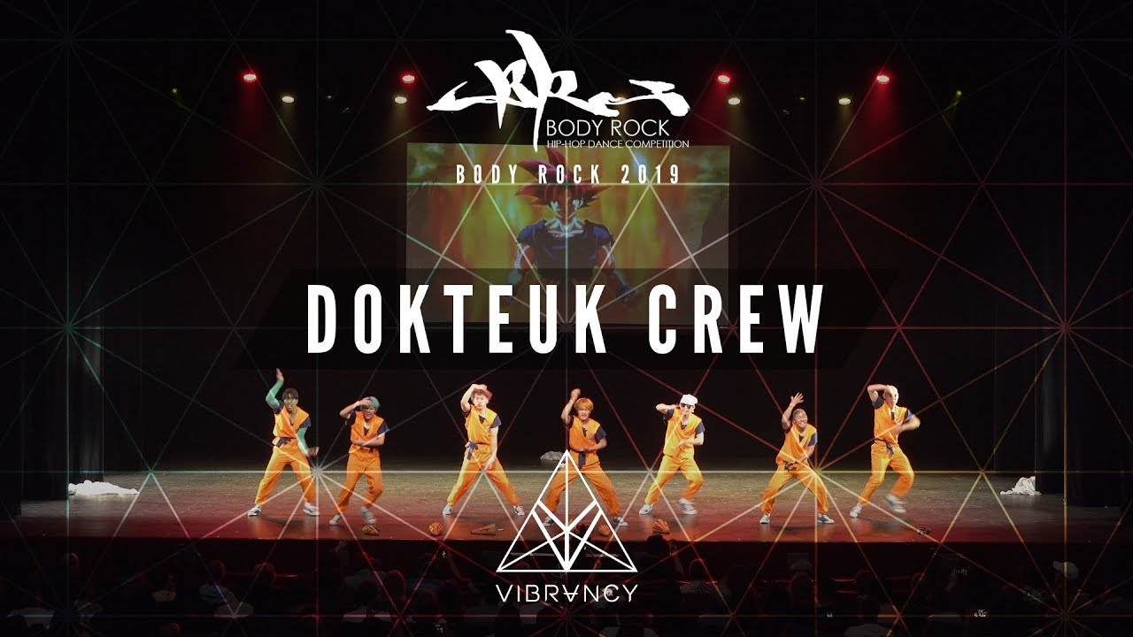 [K-Dancing] Dokteuk Crew | Body Rock 2019