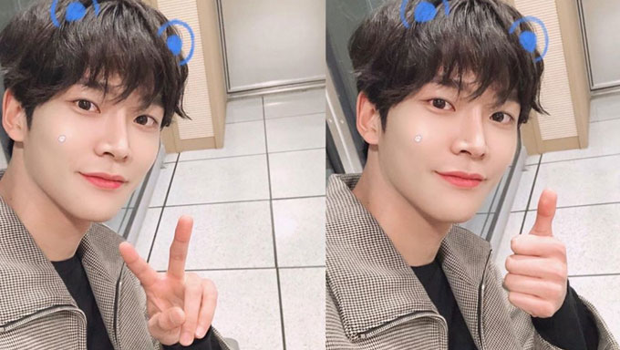 SF9's RoWoon Reveals Reason Behind His Special Way Of Counting On His Hands